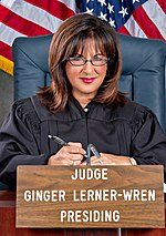 Judge Ginger Lerner Wren 2014.jpg