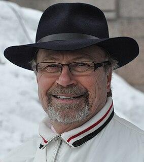 Juha Väätäinen Finnish former athlete (born 1941)