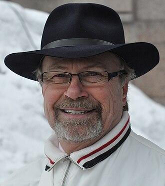 Juha Väätäinen - Juha Väätäinen in 2011.