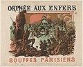 Jules Chéret - Poster for Jacques Offenbach's Orphée aux enfers at the Bouffes Parisiens - Original.jpg