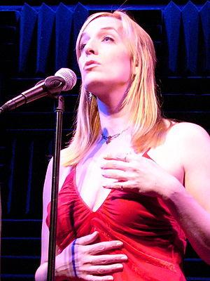 Julia Murney - Julia Murney in 2005