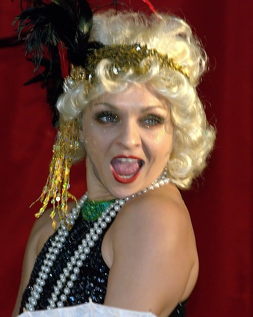 Julie Atlas Muz 3 Shankbone 2009 Howl Festival