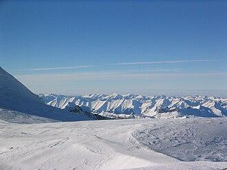 Jungfraujoch 13. Dezember 2004