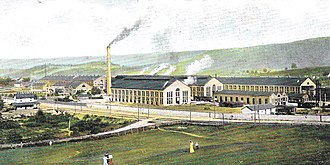 Juniata Shops, part of the PRR Altoona Works Juniata Shops PRR.jpg