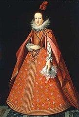 Painting of Margherita de' Medici