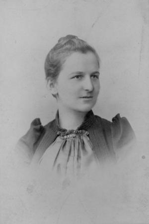 Käthe Schirmacher - Käthe Schirmacher, 1893