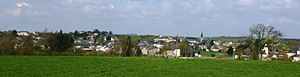 Clemency, Luxembourg - Eastern view