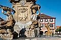 Königsplatz, Brunnen Schwabach 20190626 005.jpg