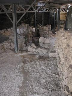 Large Stone Structure Ancient public building in Jerusalem