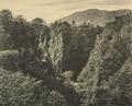 KITLV - 151094 - Demmeni, J. - Karbouwengat (Ngarai Sianok, Kota Bukittinggi) at Fort de Kock - circa 1910.tif