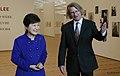KOCIS Korea President Park PaulKlee Center 09 (12197508234).jpg