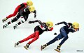 KOCIS Korea ShortTrack Ladies 3000m Gold Sochi 04 (12629499413).jpg