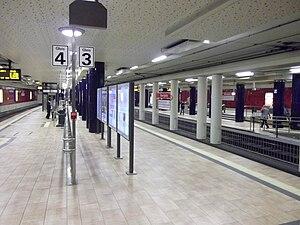 Ebertplatz (KVB) - Ebertplatz station