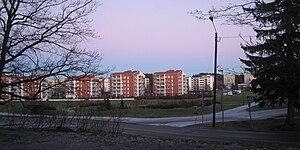 Kaarina - Image: Kaarina buildings