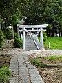 Kagoyama Jinja Shrine Sandou, Kagoyama Midori Ward Nagoya 2020.jpg