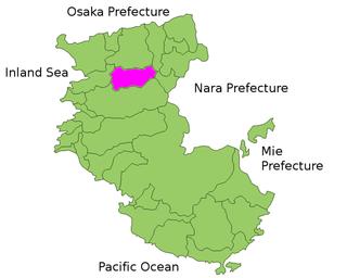 Kaisō District, Wakayama district of Japan