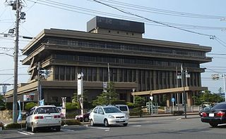 Kakamigahara, Gifu City in Chūbu, Japan