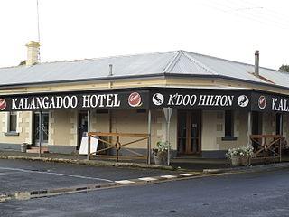 Kalangadoo, South Australia Town in South Australia