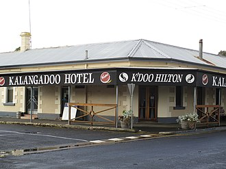 Kalangadoo, South Australia - Kalangadoo Hotel