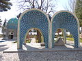Kamal-ol-Molk mausoleum - Nishapur.JPG