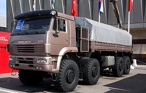 Kamaz-6560 truck, IDELF-2008.jpg