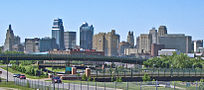 Kansas City MO Skyline 14July2008v.jpg