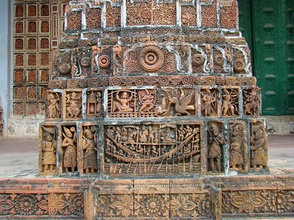 Kantaji Temple Dinajpur Bangladesh (20).JPG