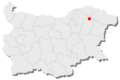 Kaolinovo location in Bulgaria.png