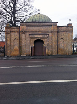 Det gamle begravelsessted ved Svinglen - Wikipedia's Gamla begravningsplatsen vid Svingeln as ...