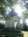 Kaplica na cmentarzu nr 192 w Lubince 7.JPG