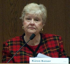Karen Keiser - Karen Keiser in 2011