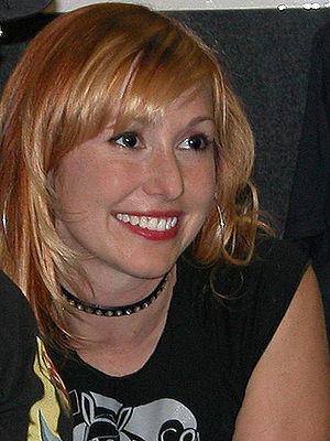 Kari Byron - Byron at Gen Con Indy 2006