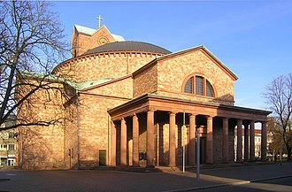 Friedrich Weinbrenner - Karlsruhe Catholic Church, 1808–14
