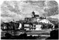 Karlstens fästning (ur Svenska Familj-Journalen 1867).png