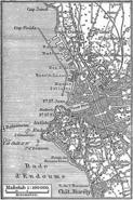Karte Marseille MKL1888