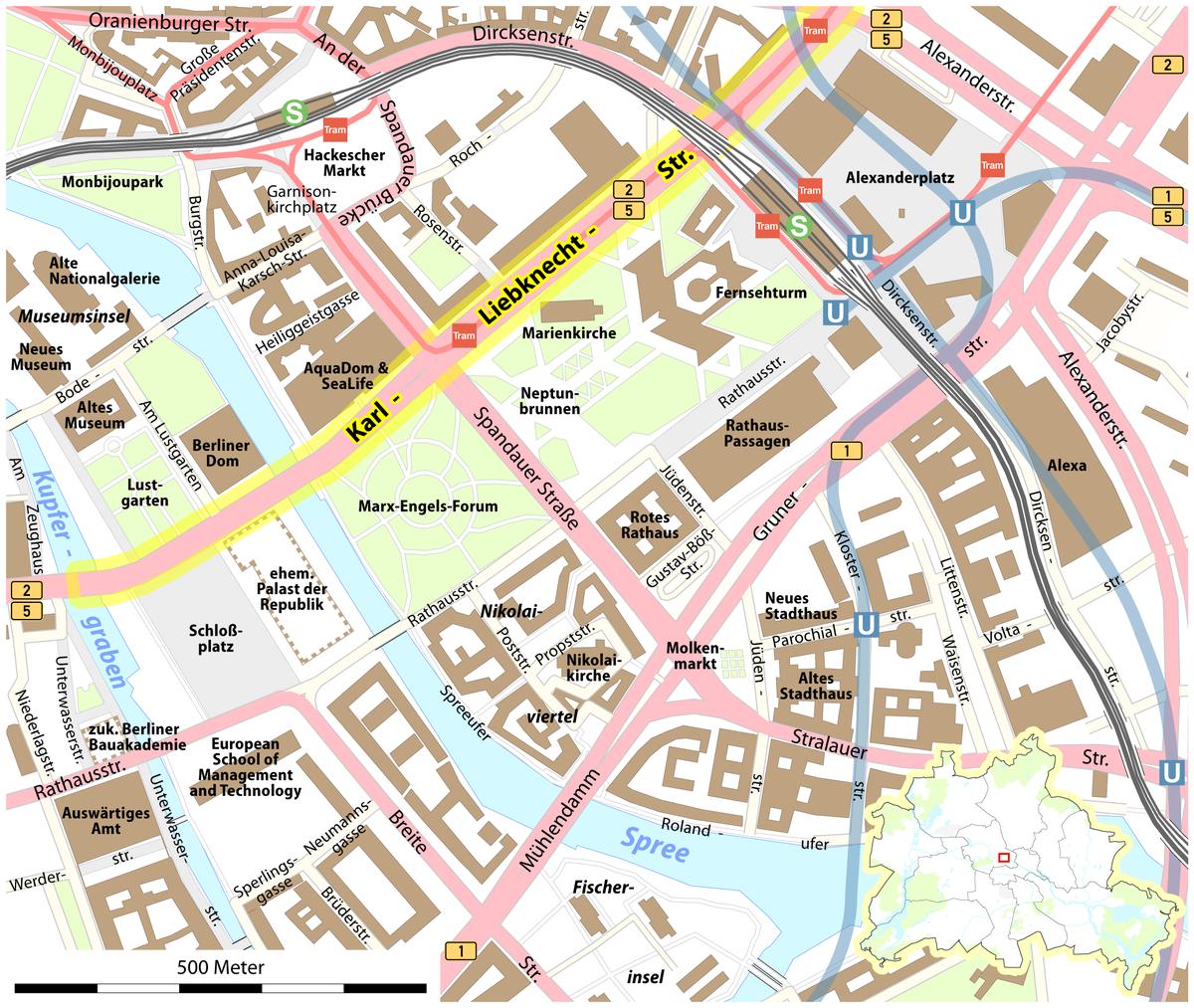 Karl Liebknecht Straße : karl liebknecht strasse wikipedia ~ A.2002-acura-tl-radio.info Haus und Dekorationen