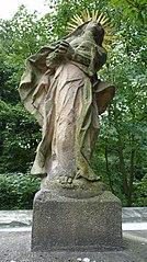 Socha Panny Marie Bolestné