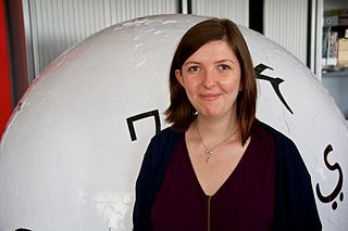 Katherine Bavage, Fundraising Organiser for Wikimedia UK