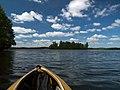 Kayaking in Baltieji Lakajai (5918863477).jpg