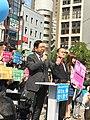 Kazuo Shii in SL Square on 2017 - 1.jpg