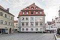 Kempten, Rathausplatz 13, Ansicht von Osten 20170628 001.jpg