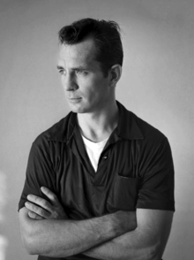 Jack Kerouac by Tom Palumbo circa 1956