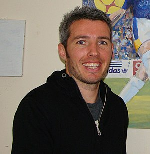 Kevin McNaughton - McNaughton while at Cardiff City in 2011