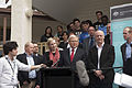 Kevin Rudd and representatives from non-government organisations (10706430485).jpg