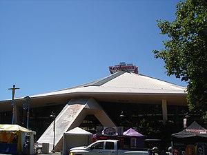 KeyArena - Image: Key Arena 2