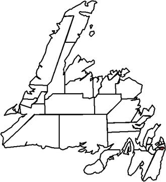 Kilbride (electoral district) - Image: Kilbride