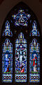 Kilmore Quay St Peter's Church Crucifixion Window 2010 09 27.jpg
