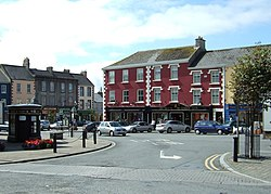 Kilrush town centre