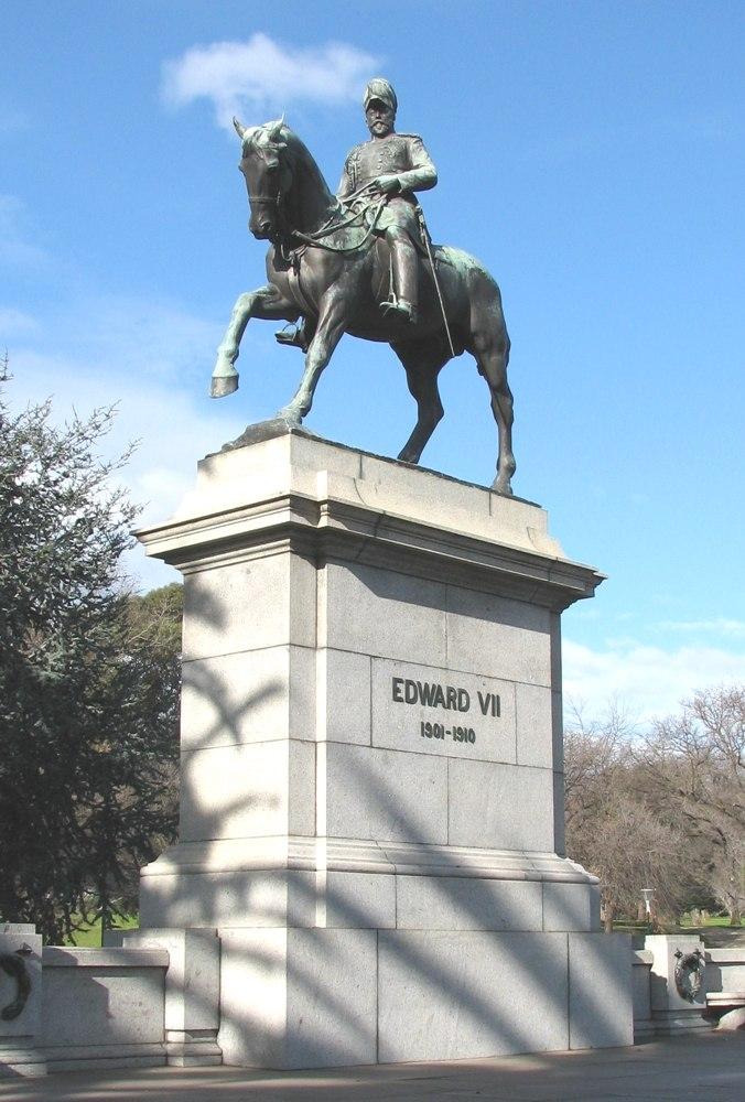 King Edward VII 0918