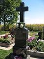 Királyrév temető Presinszky Ferenc.JPG